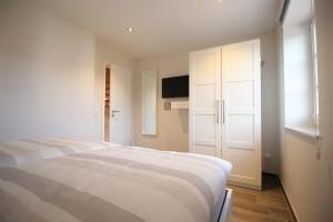 Schlafzimmer - Ferienhaus Meeresrauschen in St. Peter Ording